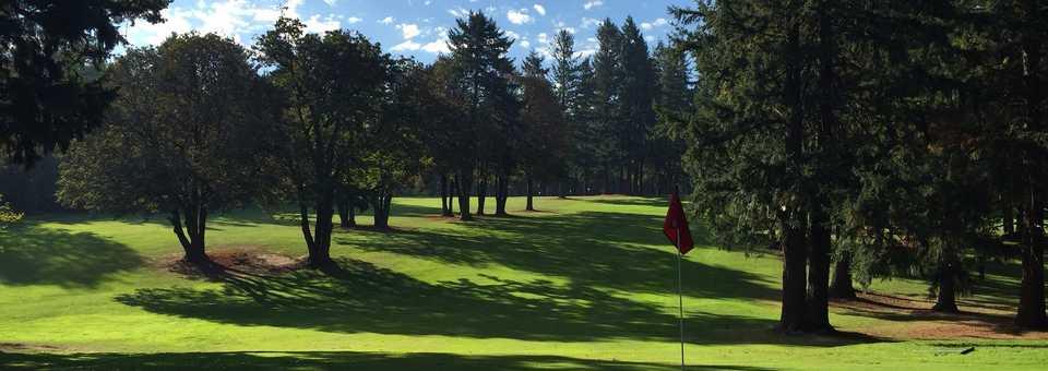 Glendoveer Golf Course - East Course