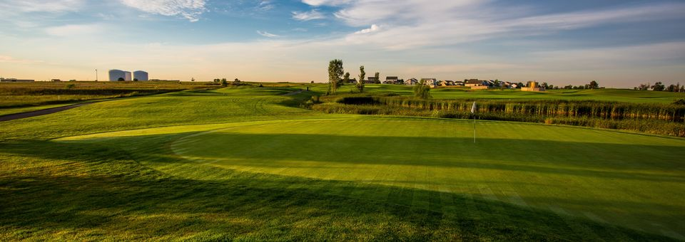 Coyote Creek Golf Course - (CO)