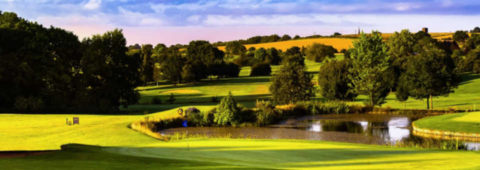Morley Hayes Golf Club - The Manor Course