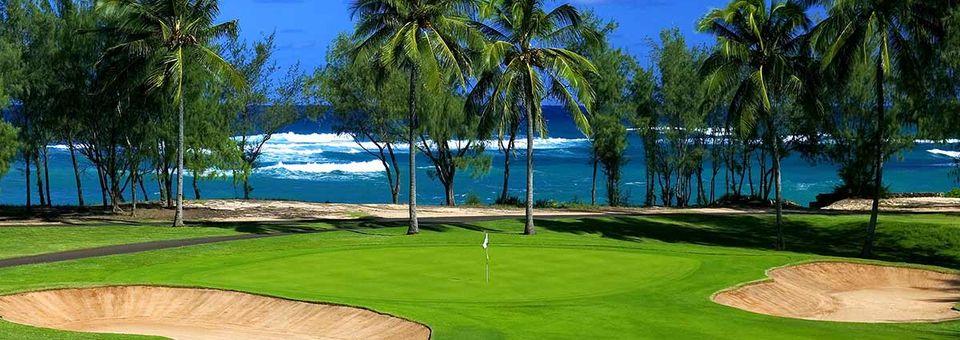 George Fazio Golf Course at Turtle Bay Resort