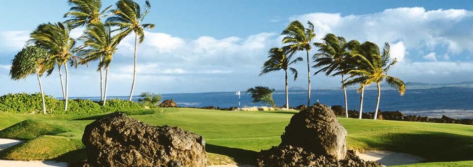 Waikoloa Golf Club - Kings Course