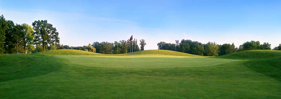 The Emerald Golf Course