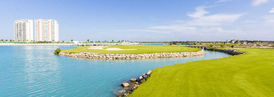 Puerto Cancun Golf Course