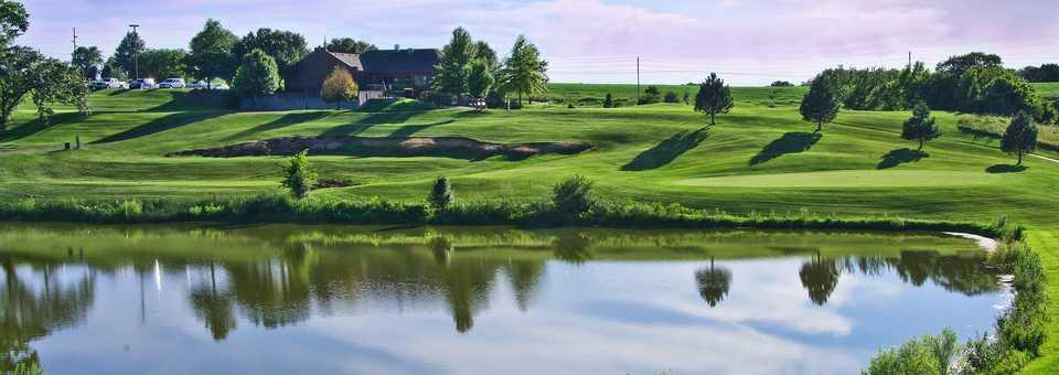 Shiloh Springs Golf Course