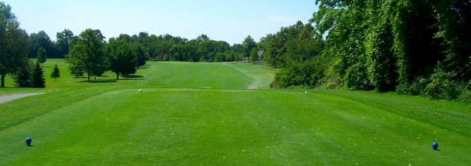 Ridge Top Golf Course