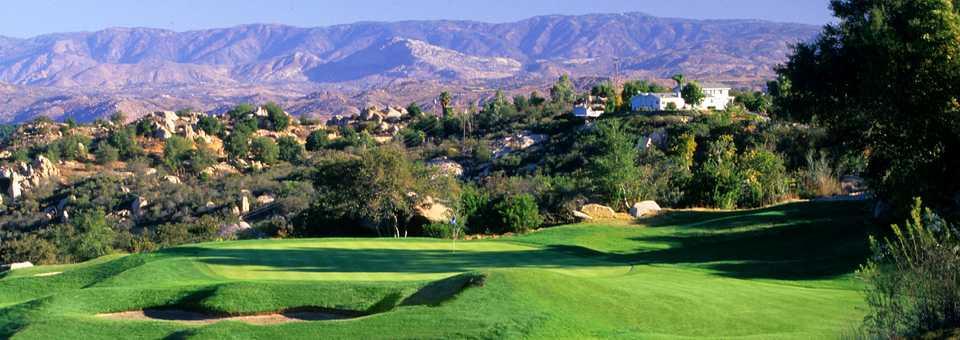 Mt. Woodson Golf Club