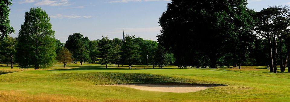 Ed Oliver Golf Course