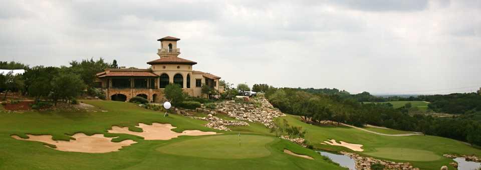 La Cantera Golf Club - Palmer Course
