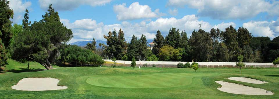 Whittier Narrows Golf Course