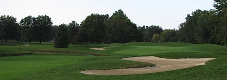 Sweetbriar Golf Club - Legacy 18