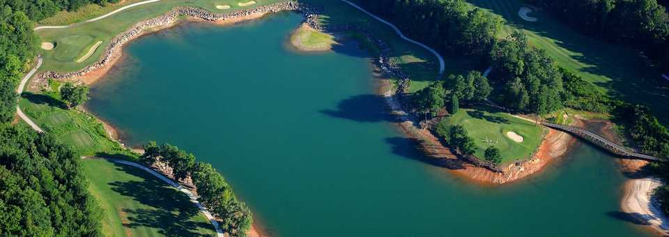 Lanier Islands Legacy Golf Course