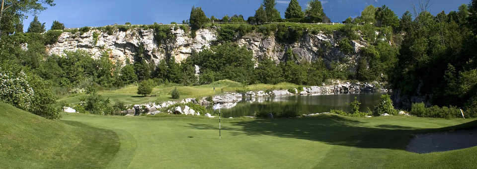 Crystal Springs Golf Course.
