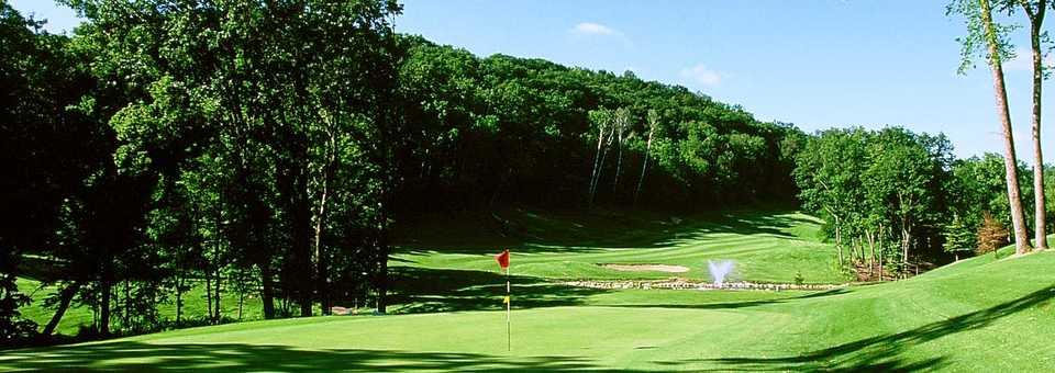 Mississippi National Golf Links - Highlands Course
