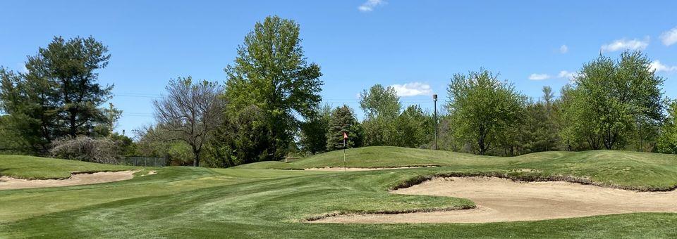 Spencer T. Olin Community Golf Course