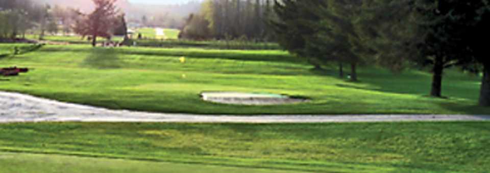 Snoqualmie Falls Golf Course