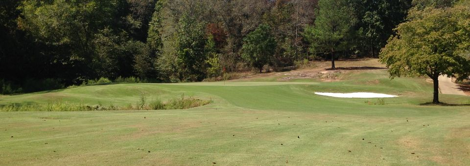 The Creek Golf Course at Hard Labor State Park