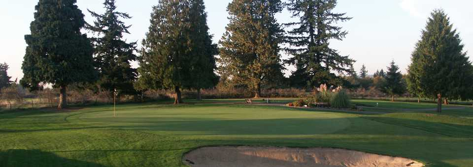 Oregon City Golf Club