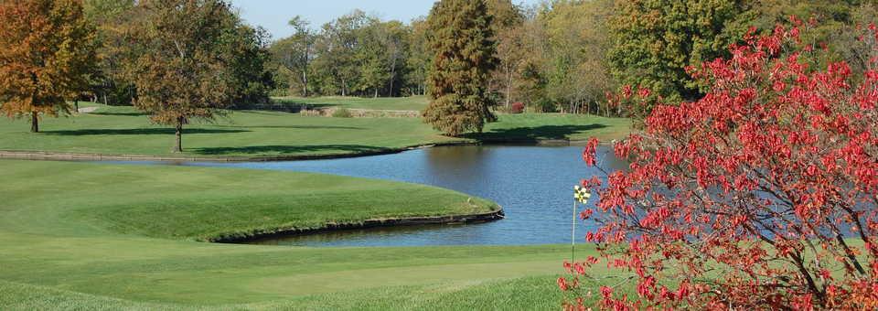 Governor's Run Golf Course - Championship Course
