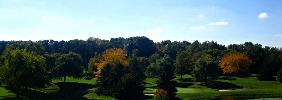 Peninsula Lakes Golf Club
