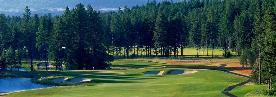 Suncadia Resort- Rope Rider Golf Course