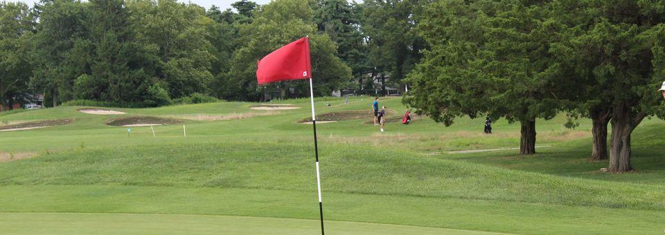 Eisenhower Park-White Course