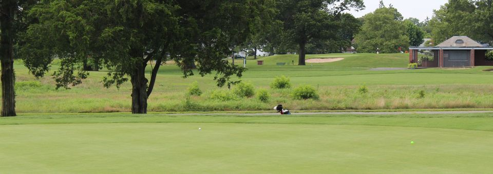 Eisenhower Park-Blue Course