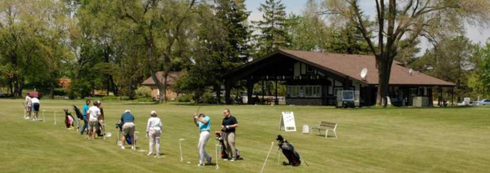 Zigfield Troy Golf Course - Par 3