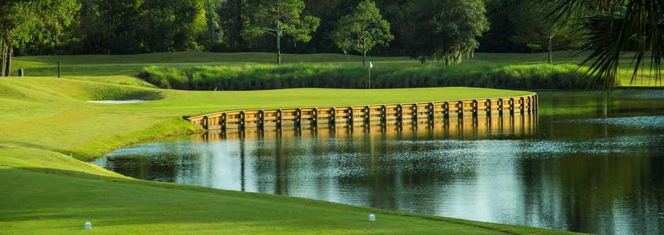 TPC Sawgrass Dyes Valley Golf Course