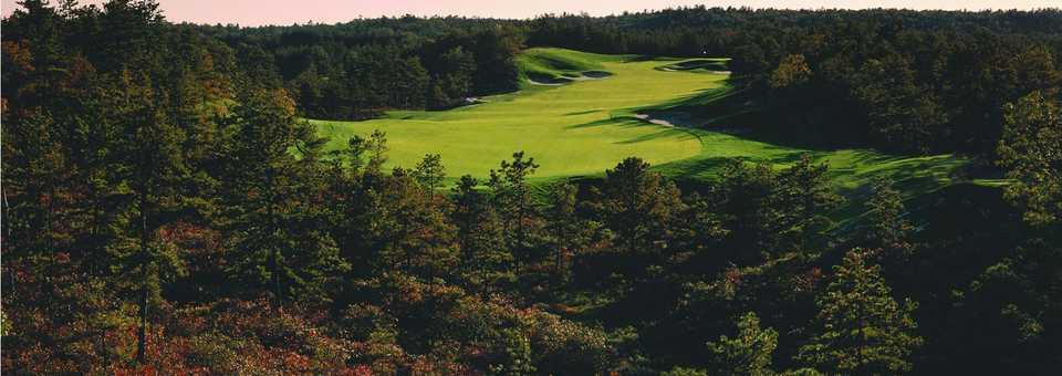 Pinehills Golf Club-Jones Course