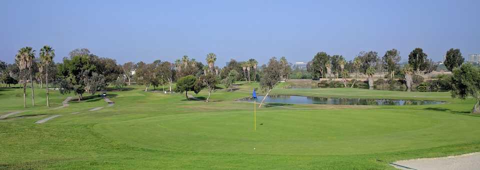 Rancho San Joaquin Golf Club