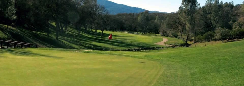Hidden Valley Lake Golf Course (Northern California)