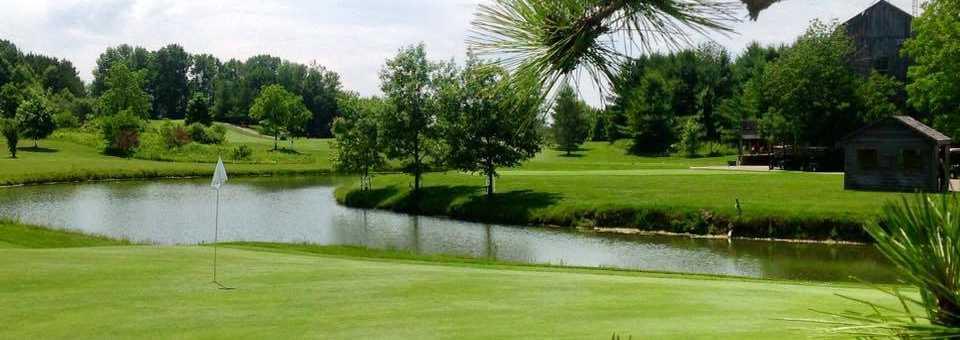 Knollwood Golf Club - New