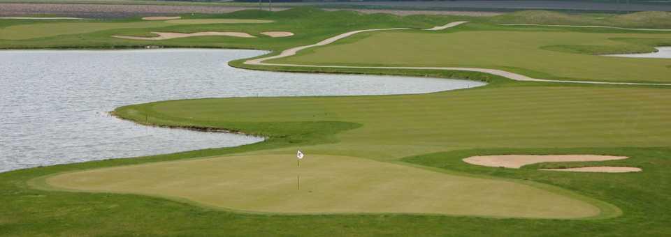 Ironhorse Golf Club.