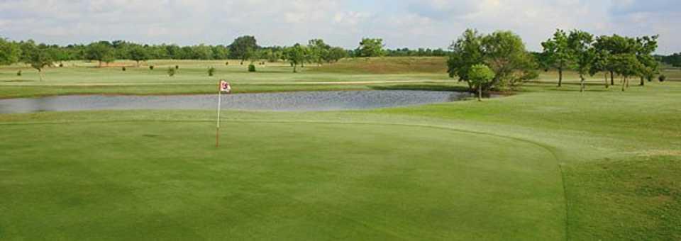 Pasadena Municipal Golf Course