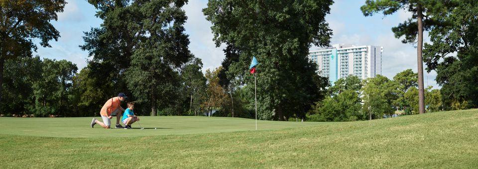 The Golf Club at Margaritaville Lake Resort, Lake Conroe