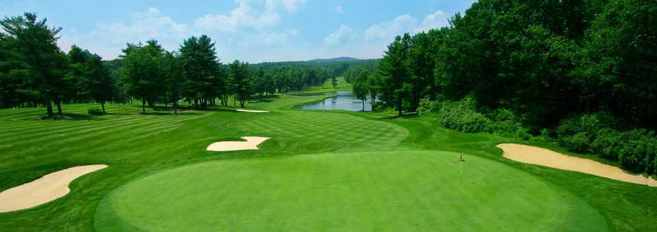 Toftrees Golf Club