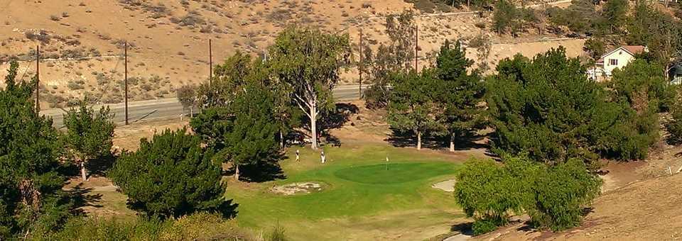 Cresta Verde Golf Course