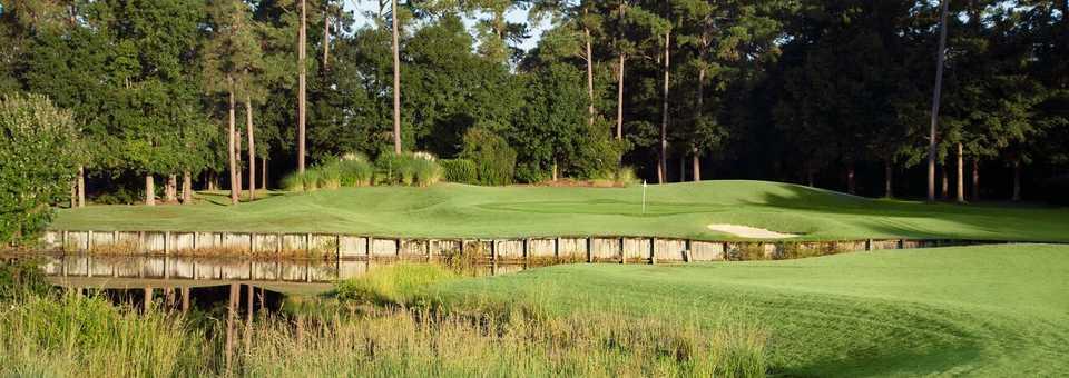 Sea Trail Golf Resort - The Willard Byrd Golf Course