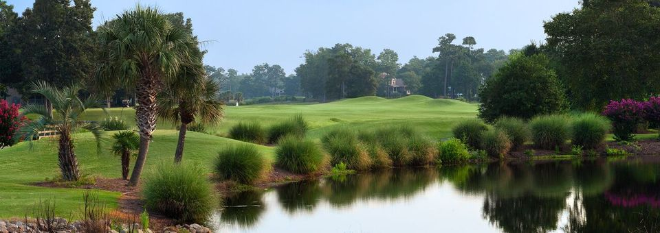 Sea Trail Golf Resort - The Rees Jones Golf Course