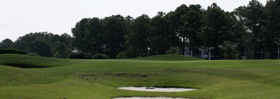 The Wizard Golf Club