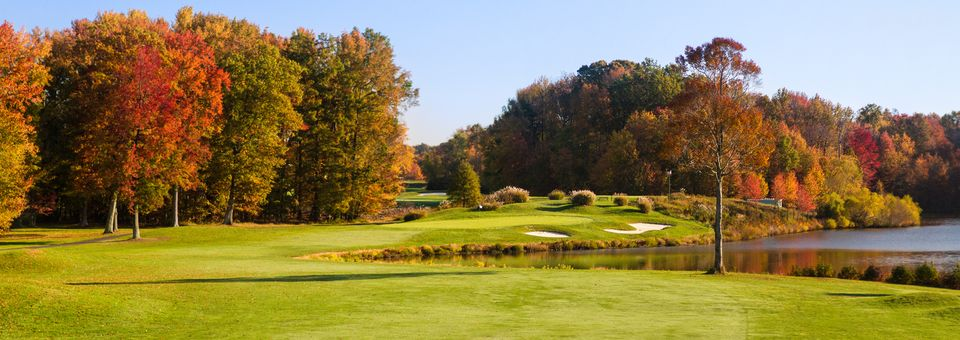 Mercer Oaks West Golf Course