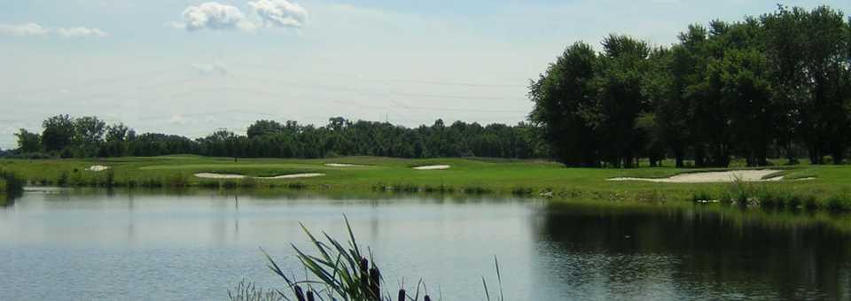 Mercer Oaks East Golf Course