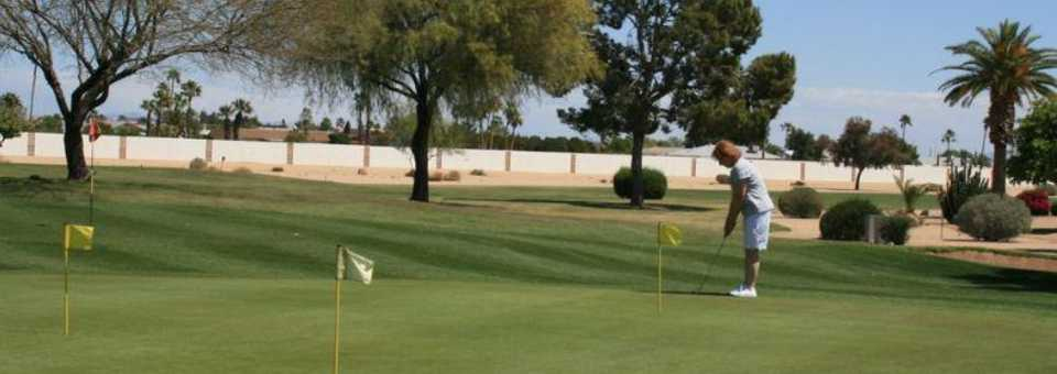 Sun City Quail Run Golf Course