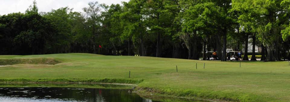 Colony West Golf Club - Glades Course