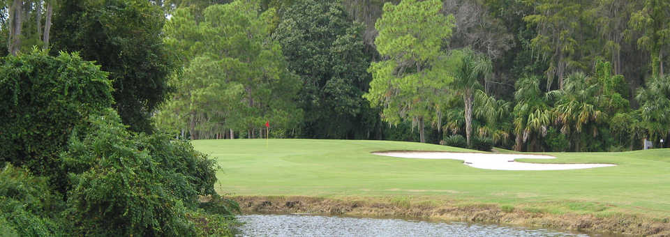 Seven Springs Golf and Country Club, Champion Course