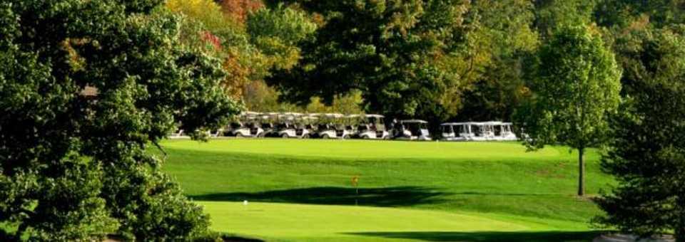A.L. Gustin Golf Course