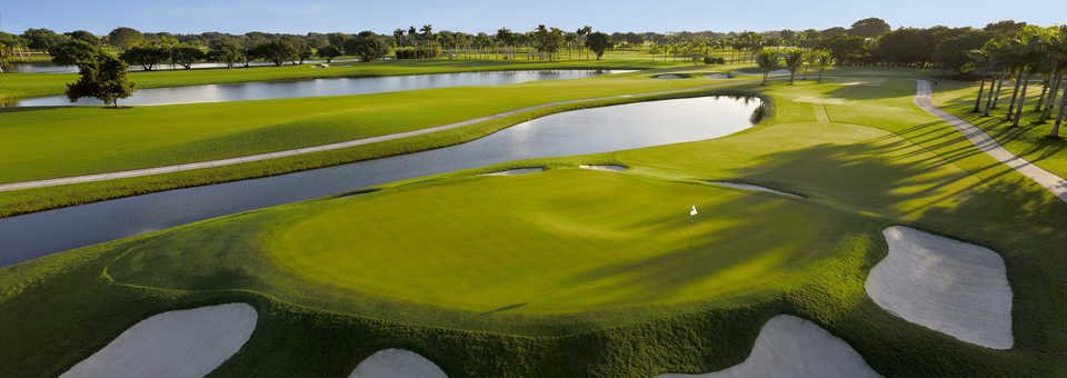 Trump National Doral Golf Club - Red Tiger Course