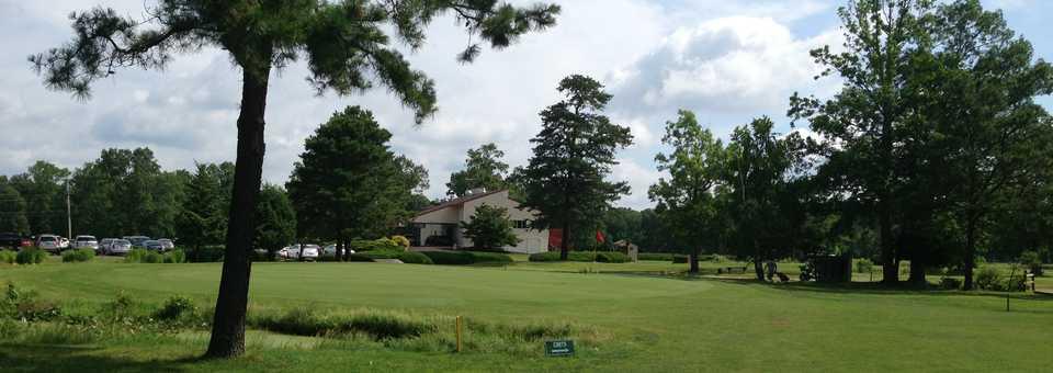 John F. Gaffney Green Tree Golf Course