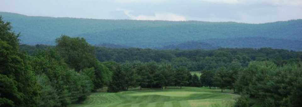 Bowling Green Country Club - South Course