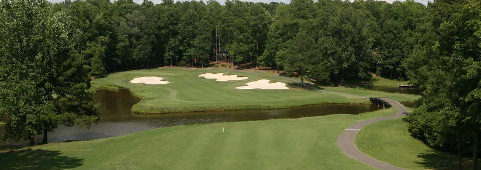 Carolina Trace Country Club - Creek